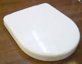 Short Projection Soft Close Top Fix  Shape Toilet Seat - 04000309